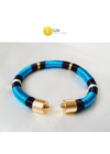 24K arannyal aranyozott kupakok (2db) karkötőre - Liv Ékszerek