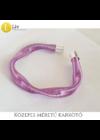 Pasztell lila, kézműves, különböző designer karkötők - Liv Ékszerek, ékszer