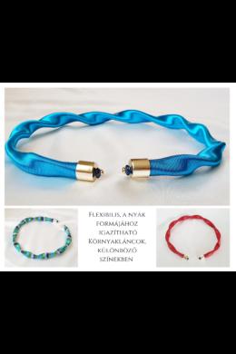 Egyedi, kézműves környakláncok, különböző színekben - Liv Ékszerek, ékszer