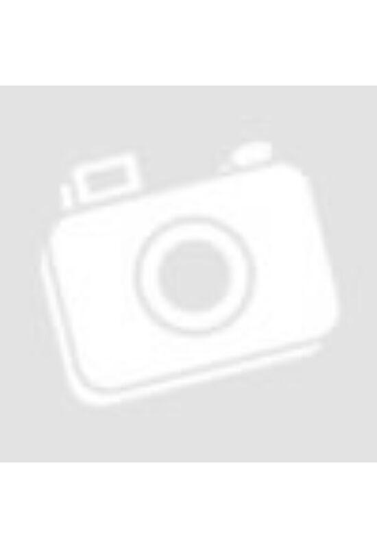 Türkiz, bézs, törtfehér, csíkos, egyedi, kézműves, design nyaklánc -Liv Ékszerek,  ékszer